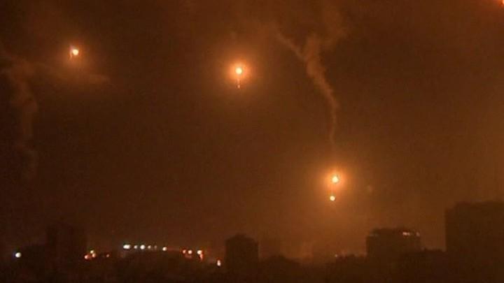 ХАМАС не прекращает обстрелы Израиля