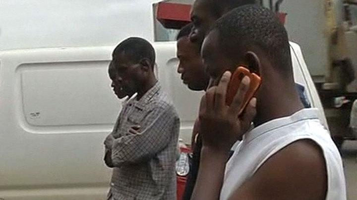 Либерия вводит карантин для борьбы с лихорадкой Эбола