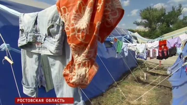 По числу беженцев Украина переплюнула Ирак и Ливию