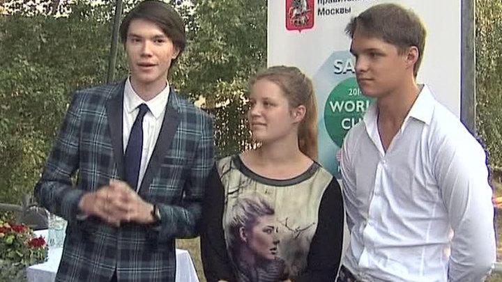 В Москве соревнуются молодые предприниматели из 19 стран