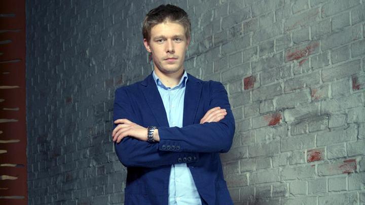 """20апреля гостем """"Белой студии"""" станет актер Никита Ефремов"""
