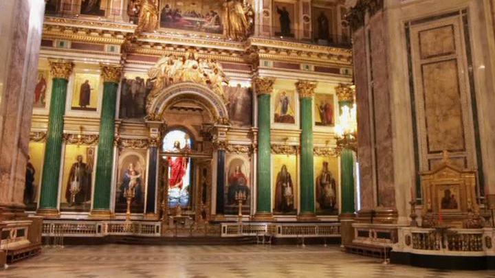 Облюбование Санкт-Петербурга. Исаакиевский Собор