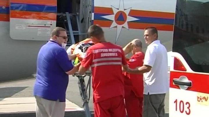 Россиянин, заразившийся в Нигерии малярией, доставлен в Москву