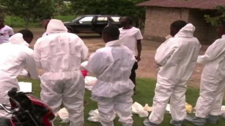 За два дня вирус Эбола поразил более 300 жителей Западной Африки