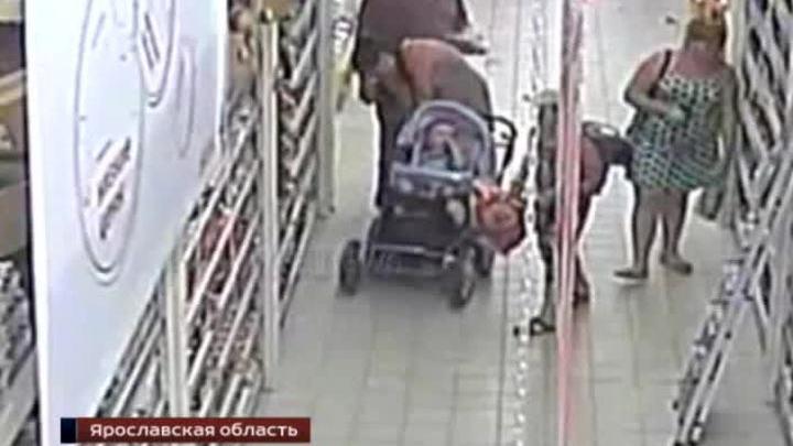 кража в магазине доказательство помещение исчезло