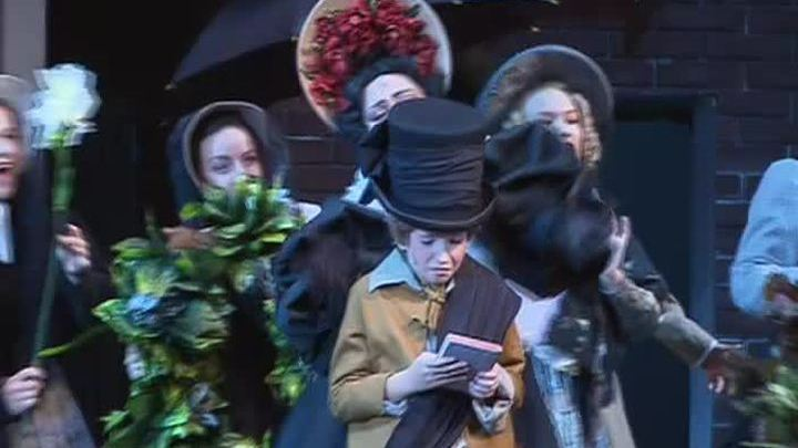 """Мюзикл """"Оливер Твист"""": последние приготовления к московской премьере"""