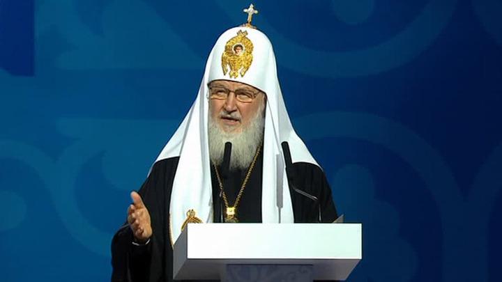 Патриарх открыл XXIII Рождественские чтения
