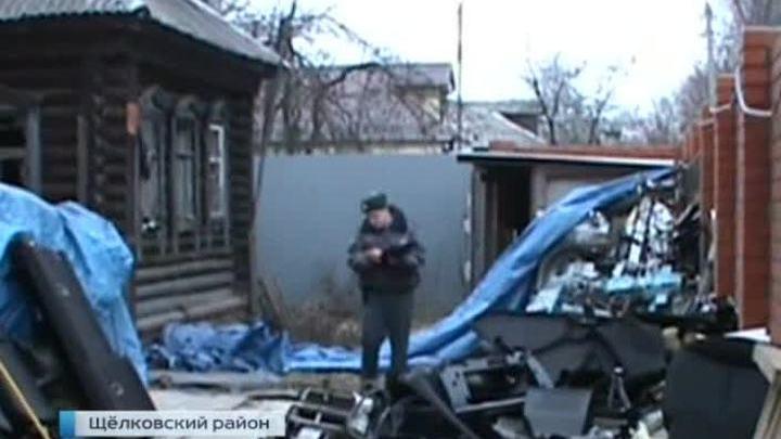 В Подмосковье обезврежена банда автоугонщиков из Ростова-на-Дону