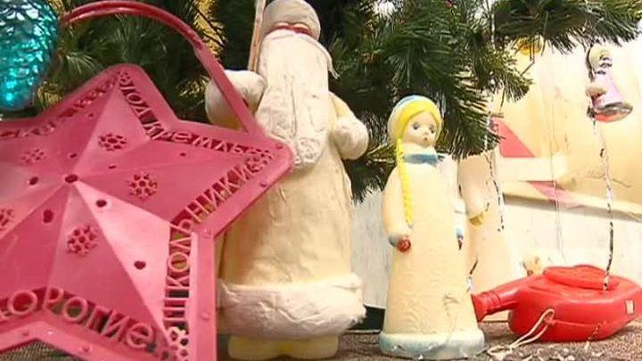 """""""История новогодней игрушки"""": выставка с ноткой ностальгии"""