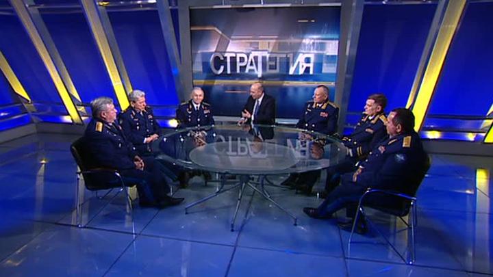 """""""Стратегия"""": 100 лет Дальней авиации России"""