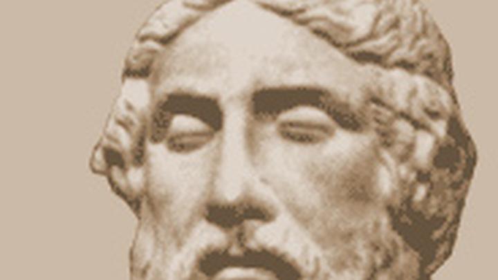 """Гомер, автор """"Илиады"""" и """"Одиссеи"""""""