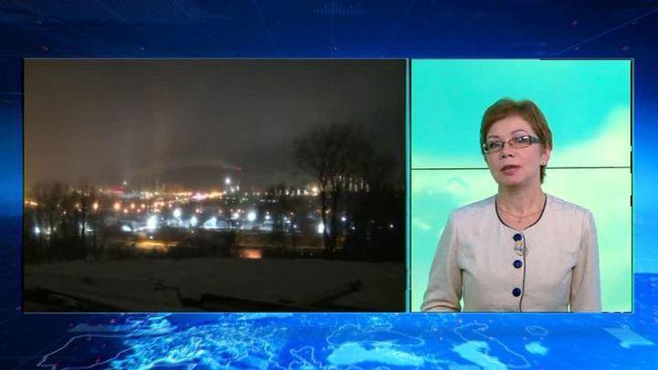 Рождественская ночь стала для центра России самой холодной за зиму