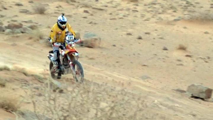 Africa Eco Race: российские экипажи финишировали в числе лидеров