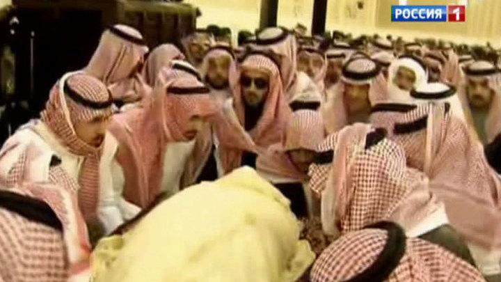 Саудовский король лег в безымянную могилу