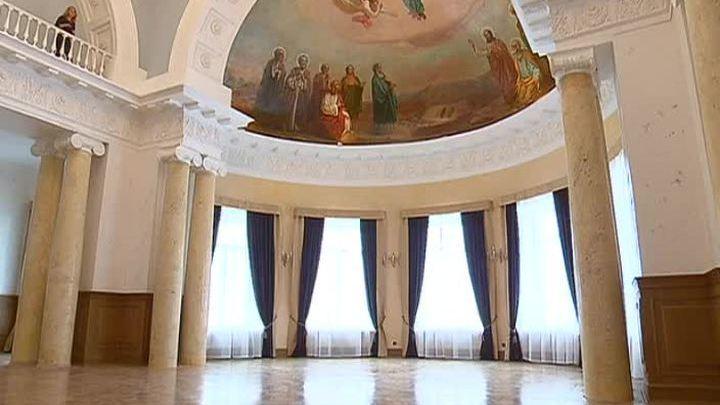 Ново-Екатерининская больница: архитектурная реанимация