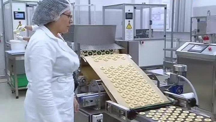 В Москве началось производство шоколада для худеющих