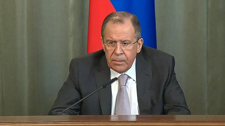 Сергей Лавров: Киев блокирует процесс выполнения минских договоренностей