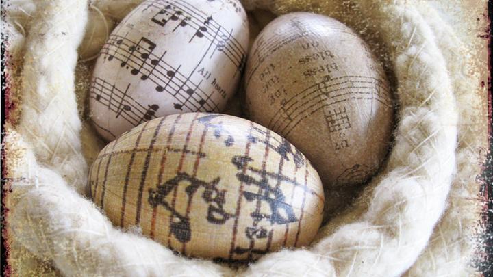 Прикольные картинки с яйцами к пасхе