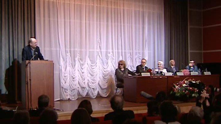 Литературную премию имени Солженицына получил театральный режиссёр
