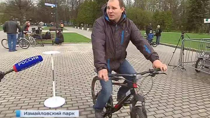 Просто как дважды два: велосипедистам напоминают о безопасности