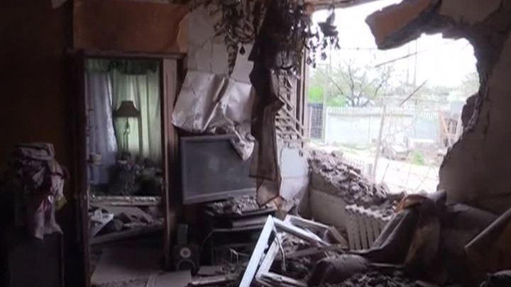 Басурин: батальоны уничтожают дома и мирных людей