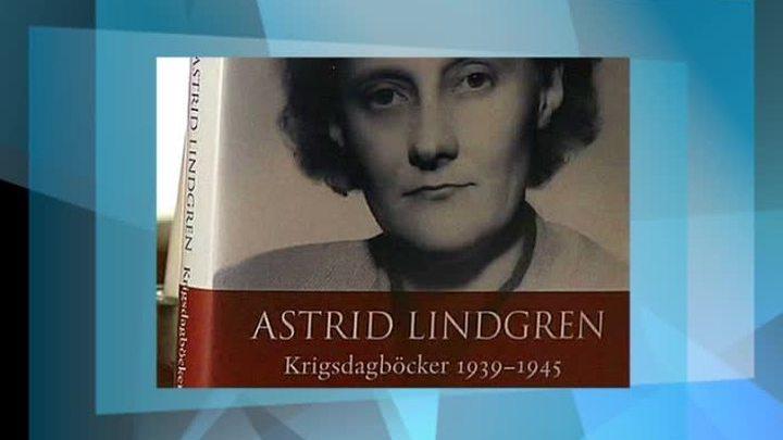 В Швеции опубликованы военные дневники Астрид Линдгрен