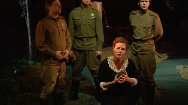 Спектакль о Симонове и Серовой поставили в Театре Армии