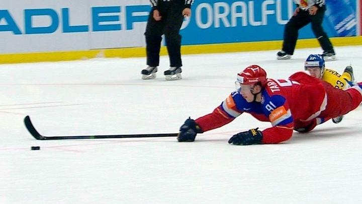 Тарасенко и Орлов сыграют за Россию в матче против шведов