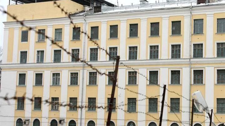 """У СИЗО """"Матросская тишина"""" в Москве задержаны несколько человек"""