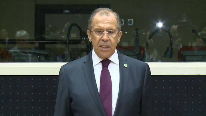 Лавров: эскалация кризиса на Украине будет иметь последствия для всей Европы