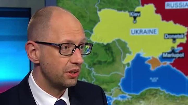 Яценюк раскрыл миссию США: Киев ждет денег и оружия