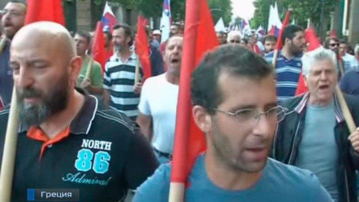 Вашингтон не боится развала Евросоюза из-за Греции