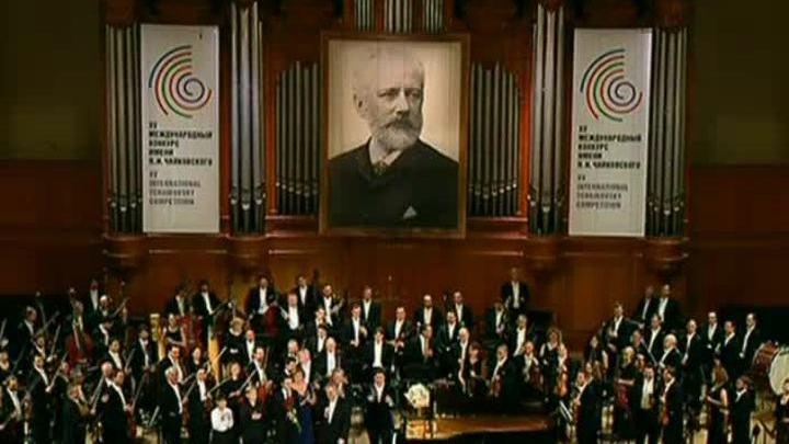 В Большом зале консерватории состоялся Гала-концерт лауреатов XV конкурса имени Чайковского