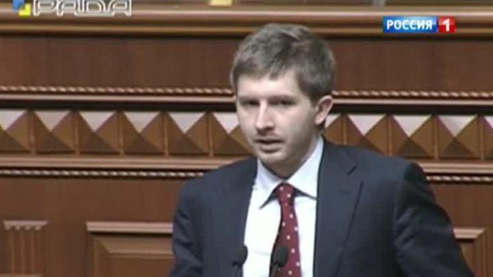 Министром энергетики Украины стал 24-летний кондитер Roshen