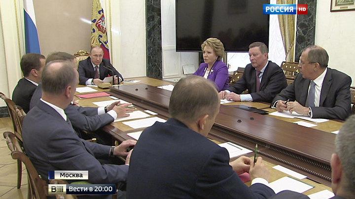 Путин: своим суверенитетом не торгуем