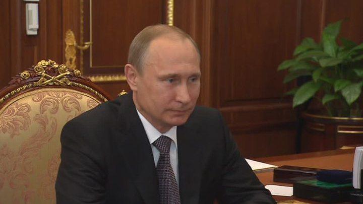Владимир Путин поздравил ВГТРК с 25-летием