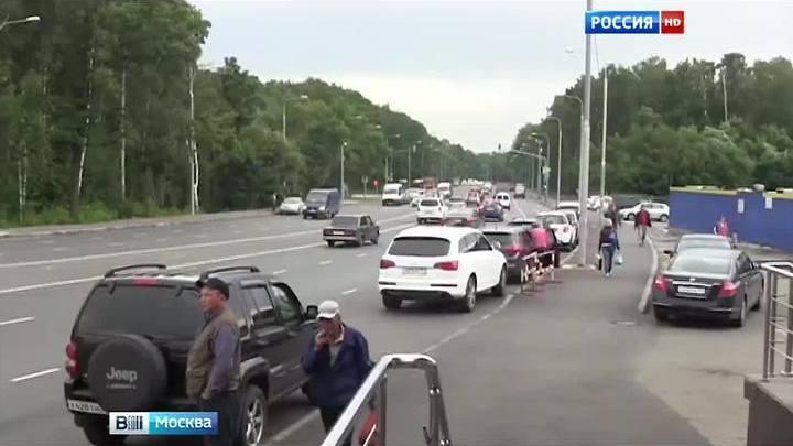"""В Лианозовском проезде ликвидировали """"бутылочное горлышко"""""""