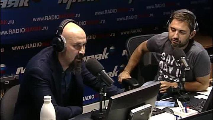 Сергей Стиллавин и его друзья. Молокоматы «А-молоко»