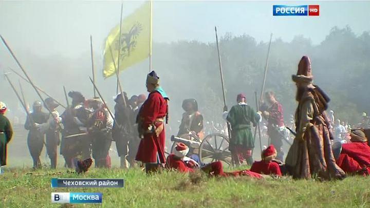"""""""Неизвестное Бородино"""": под Чеховом реконструировали крупнейшую битву XVI века"""