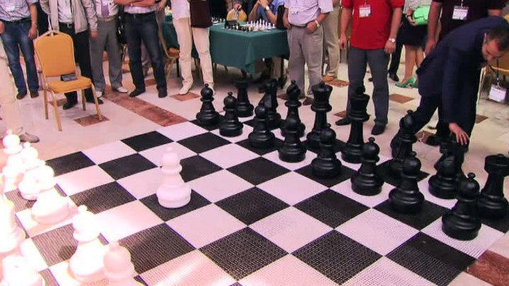 В Москве прошел шахматный турнир на кубок Минстроя