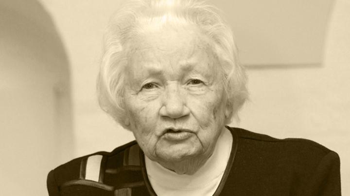 Ушла из жизни директор музея Рериха Людмила Шапошникова