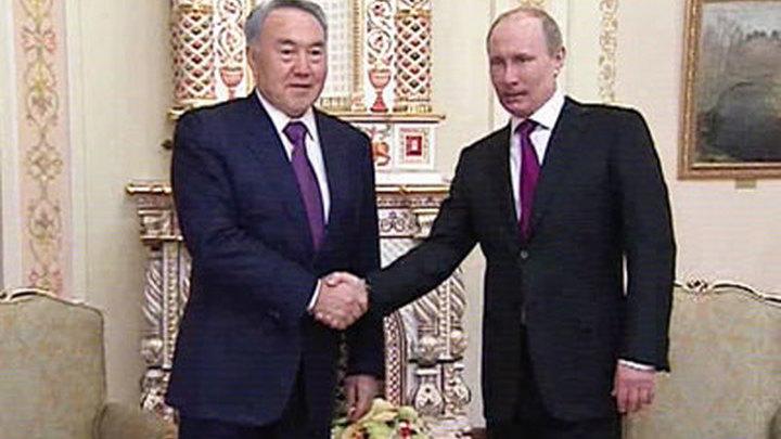 Путин: Казахстан - один из самых близких наших партнеров