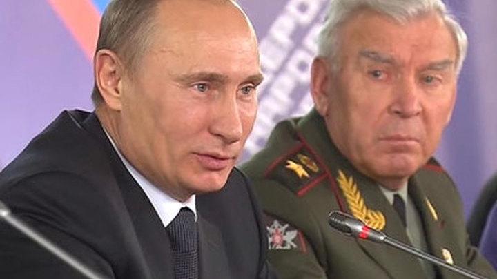 Владимир Путин: нужно вести диалог с оппозицией
