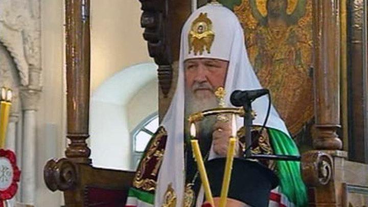 Патриарх Кирилл пожелал успехов властям Сирии
