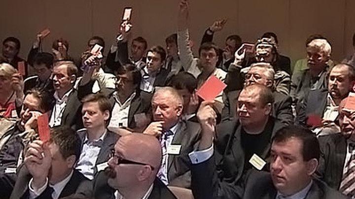 """""""Правое дело"""" пойдет на выборы без Прохорова"""