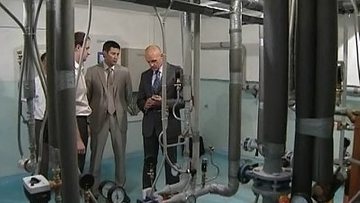 В Челябинске муниципальным зданиям выдали энергопаспорта