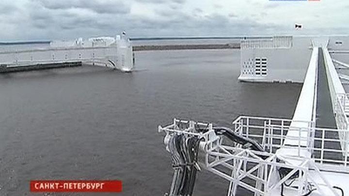 В Петербурге завершилась грандиозная стройка