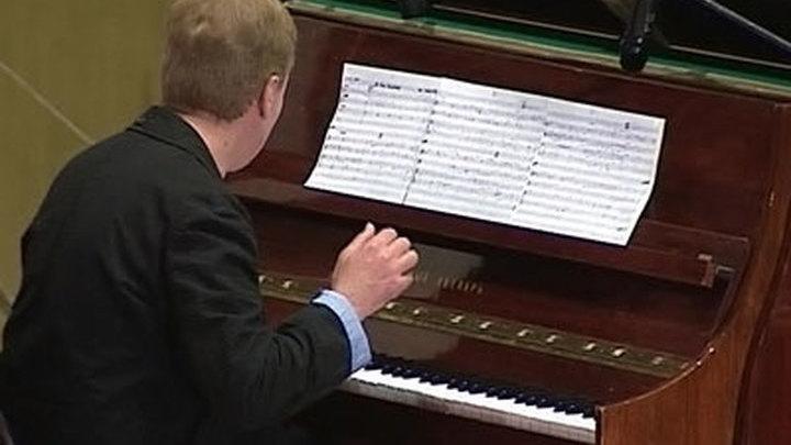 Музыка Таривердиева покорила Шпицберген
