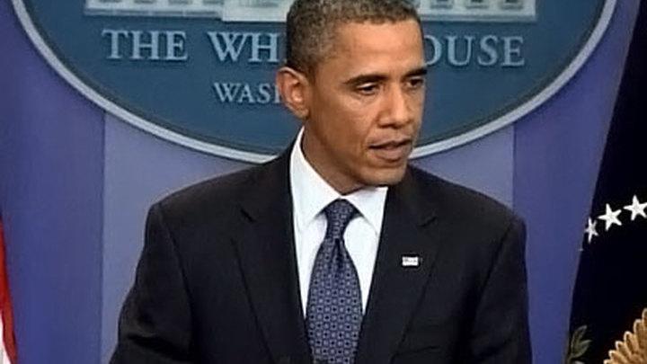 Обама грозится наложить вето на законопроект о госдолге