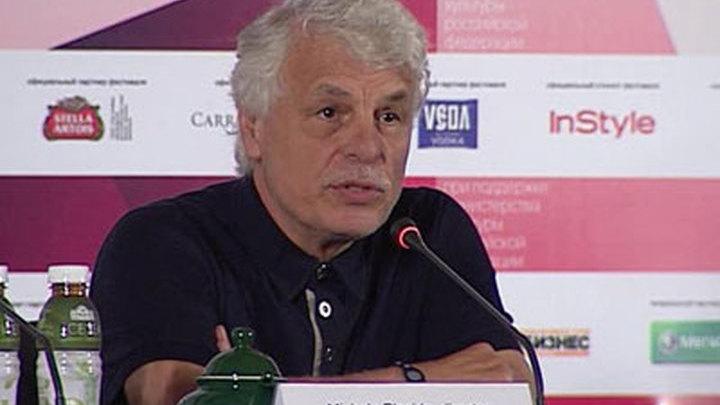 Микеле Плачидо представил фильм на ММКФ